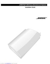 bose lifestyle 48 installation manual