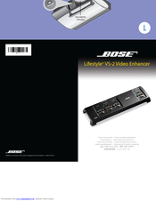 bose lifestyle 28 series ii manuals rh manualslib com bose lifestyle 28 series iv manual bose lifestyle 28 series manual