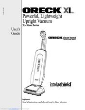 oreck xl silver series manuals rh manualslib com oreck xl manual air purifier oreck xl vacuum manual