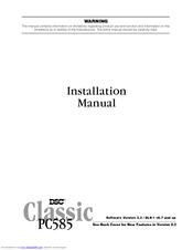 dsc pc1555 - 2 manuals | manualslib  manualslib