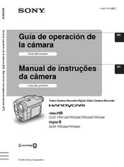 sony handycam ccd trv328 manuals rh manualslib com Sony CCD Sensor Sony CCD Sensor