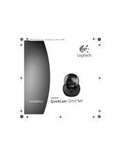 Logitech Quickcam Orbit MP Manuals