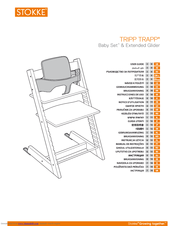 we have 1 stokke tripp trapp baby extended glid manual available for free pdf download manual