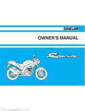 manual usuario daelim roadwin fi