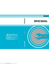 Daelim Roadwin Vj125 Service Manuals border=