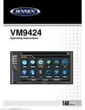 jensen vm9424 operating instructions manual pdf download Jensen Vx7020 Wiring Diagrams at Jensen Vm9424 Wiring Diagram