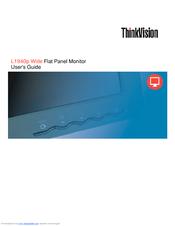 lenovo l1940p thinkvision 19 lcd monitor manuals rh manualslib com Lenovo Keyboard User Guide Lenovo Keyboard User Guide