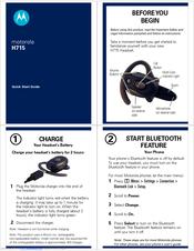 motorola h715 headset over the ear manuals rh manualslib com