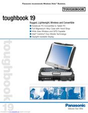 panasonic toughbook cf 19chbaxbm manuals rh manualslib com panasonic toughbook cf-19 manual panasonic toughbook cf-19 reference manual