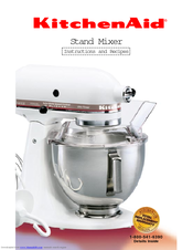 kitchenaid ksm90 manuals rh manualslib com KitchenAid Mixer K45 Manual KitchenAid Mixer Repair Manual PDF