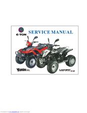 e ton viper 50 st service manuals rh manualslib com eton viper 90 service manual 2005 eton viper 90 manual