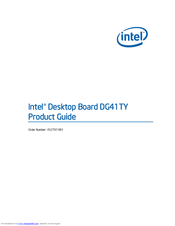 driver intel trinity valley dg41ty