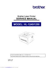 brother hl 1240 manuals rh manualslib com Instruction Manual Crane Instruction Manual Crane