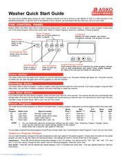 asko w6761 manuals rh manualslib com
