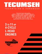 tecumseh hs40 50 manuals rh manualslib com Haynes Automotive Repair Manuals Car GPS Receiver Product Manuals