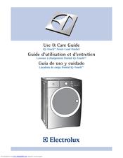 Electrolux Eifls60lt Manuals