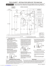 frigidaire ftf530fs 27 front load washer manuals rh manualslib com frigidaire washer manual reset frigidaire washer manual top load