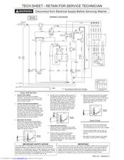 frigidaire ftf530fs 27 front load washer manuals. Black Bedroom Furniture Sets. Home Design Ideas