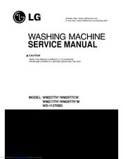 Lg Wm2077cw Manuals Manualslib