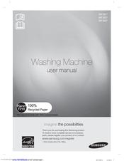 Samsung WF365BTBGWR/A1 User Manual