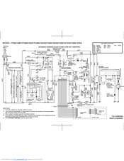 Wiring Diagram For Frigidaire Air Conditioner on ge air conditioner wiring diagram