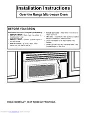 Maytag Mmv4205 Installation Instructions Manual