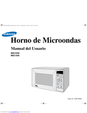 Samsung SMH4150WD Manual Del Usuario