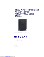 netgear wireless n router setup manual