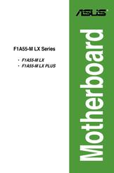Asus F1A55-M LX PLUS R2 0 Manuals