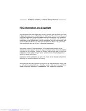 Biostar A760GE - BIOS Manuals