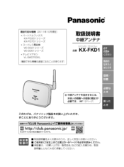 Panasonic KX-FKD1 Manual