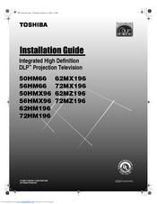 toshiba theaterwide 56hm66 manuals rh manualslib com Toshiba W603 Service Manuals Model Toshiba TV Owners Manual