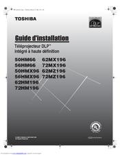 toshiba 72hm196 72 rear projection tv manuals rh manualslib com toshiba user guide satellite c55d-b toshiba user guide 5000