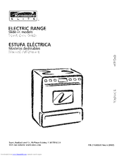 Kenmore 790. Series Use And Care Manual