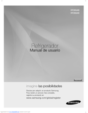 Samsung RF265ABBP/XAA Manual De Usuario