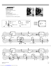 Bose       Companion       3    Series II Manuals