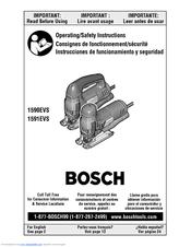 bosch 1590 evs manuals rh manualslib com bosch instructional manual to cooktops bosch instructions manual