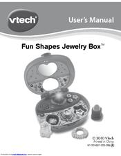 Vtech Fun Shapes Jewelry Box Manuals