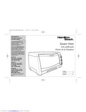 Hamilton Beach 31331 Use & Care Manual