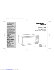 Hamilton Beach 31809C Use & Care Manual