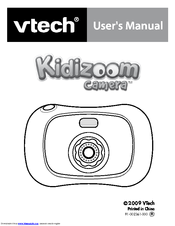 vtech kidizoom camera user manual pdf download rh manualslib com Vtech Kidizoom Camera Colors Vtech Kidizoom Camera Driver