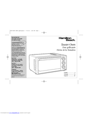 Hamilton Beach 31512 Use & Care Manual