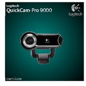 logitech 960 000313 quickcam pro 9000 user manual pdf download rh manualslib com Logitech QuickCam Pro 9000 Driver Logitech QuickCam Pro 9000 Driver