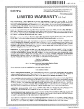 sony icd px333 digital voice recorder manual pdf