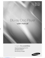 samsung bdp1590 blu ray disc player user manual pdf download rh manualslib com Samsung BD P1590 Manual Samsung BD P1590 Wireless Setup