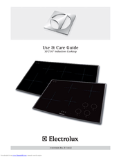 Electrolux EW36IC60LS Use And Care Manual