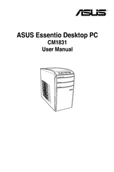 ASUS CM1831 DESKTOP PC DRIVERS FOR PC