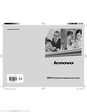 Lenovo H230 - Desktop 4GB 1TB HDD Hardware Manual