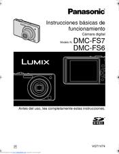 panasonic lumix dmc fs7 manuals rh manualslib com panasonic lumix dmc-fs7 manual pdf Panasonic Lumix GH3