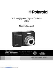 polaroid digital camera user manual